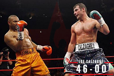 10 Calzaghe v Jones